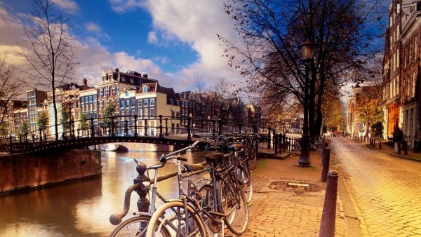 amsterdam behang HD4