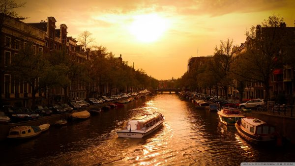 amsterdam wallpaper HD5