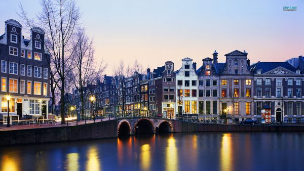 amsterdam wallpaper HD6