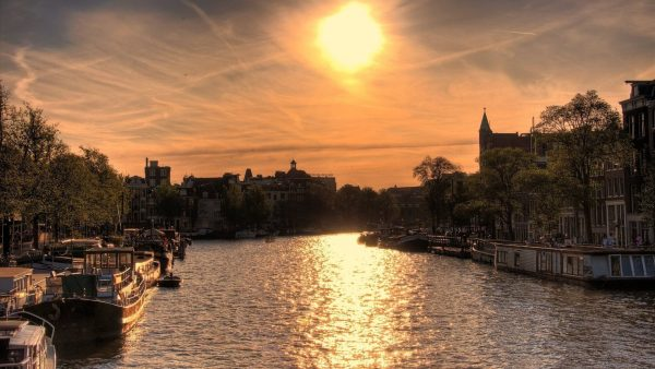 amsterdam behang HD7
