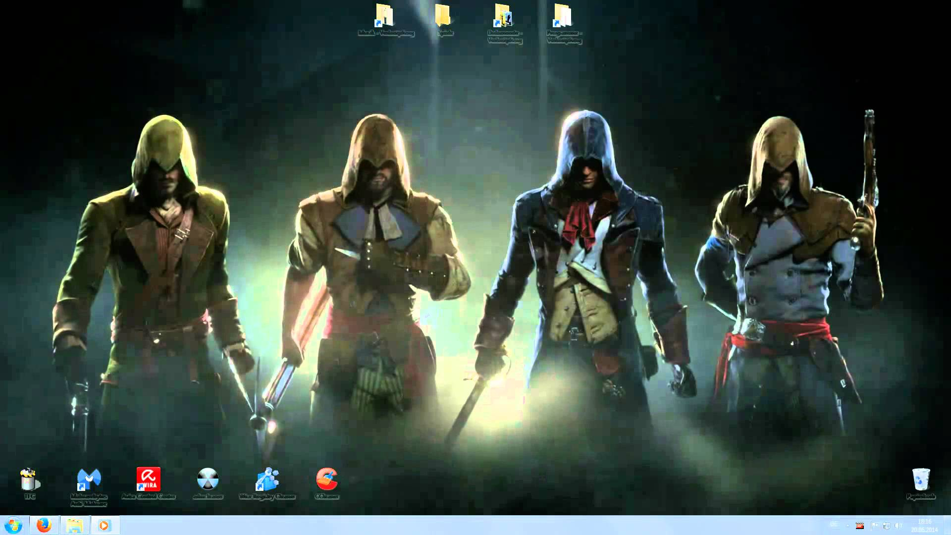 assassins creed 3d live wallpaper for android
