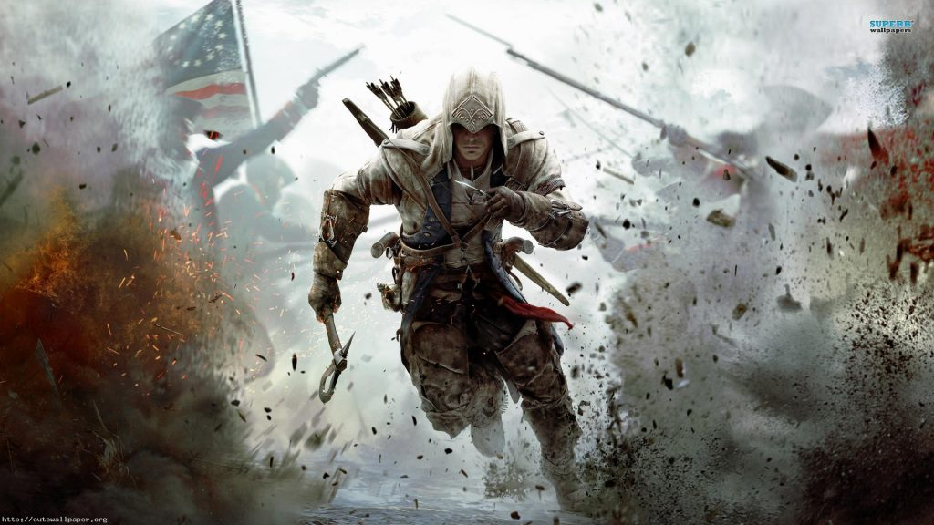 assassin creed wallpaper HD1