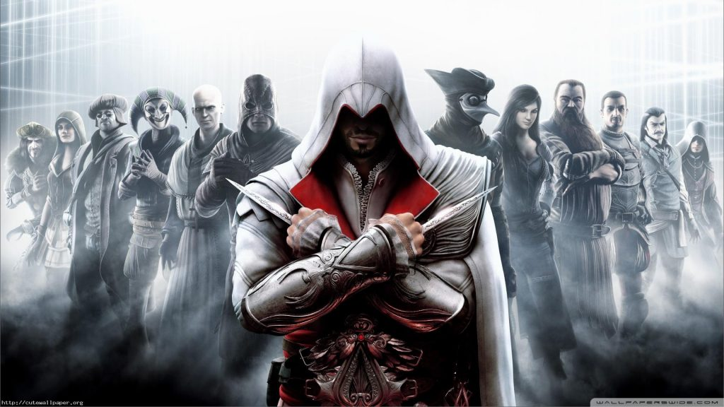 assassin creed wallpaper HD3
