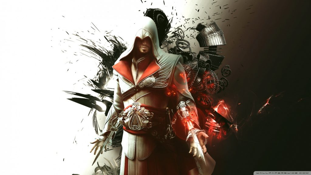 assassin creed wallpaper HD4