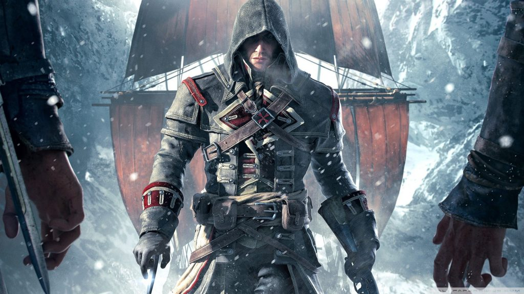 assassin creed wallpaper HD5