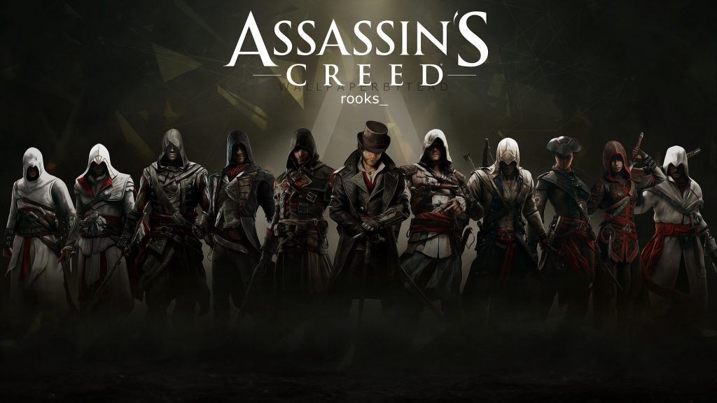 assassin creed wallpaper HD6