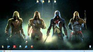 assassin creed Tapete HD