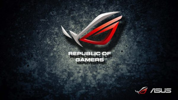 asus rog wallpaper HD5