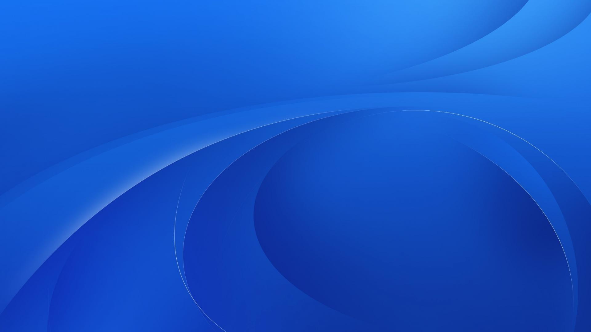 Blauwe Achtergrond Wallpaper HD