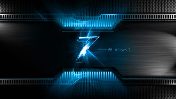 Windows 7 Widescreen HD Background for Laptops & Desktop Computers & Apple i touch iPhones