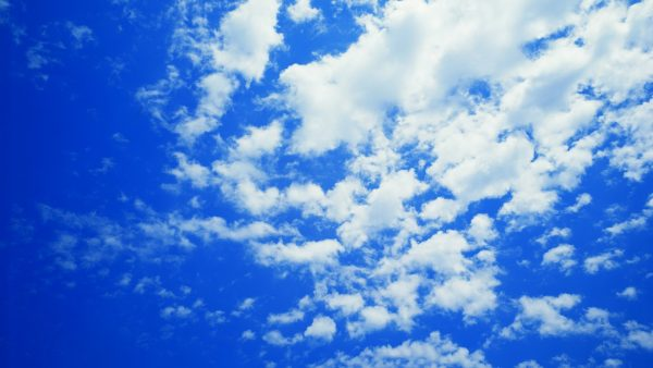 blue sky wallpaper HD1