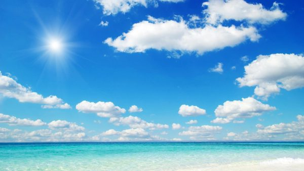 blue sky wallpaper HD10
