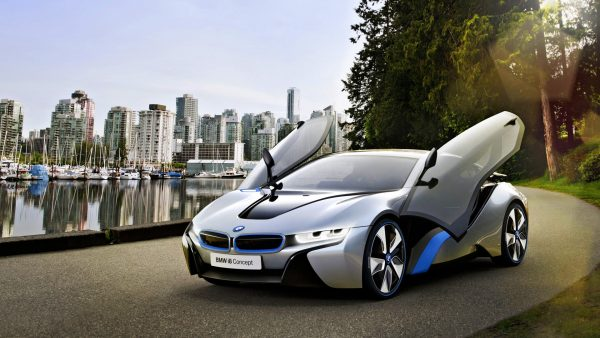 BMW i8 wallpaper HD1