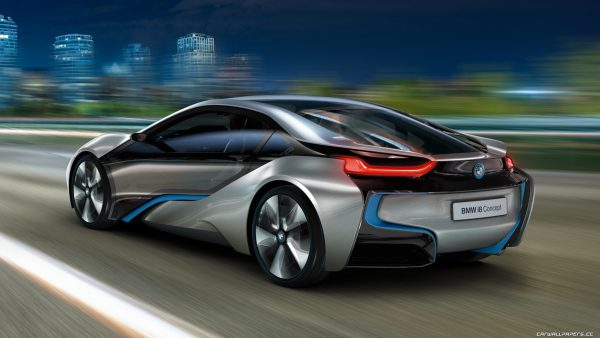 BMW i8 wallpaper HD2