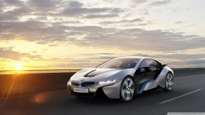 BMW i8 tapetti HD
