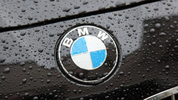 BMW logo taustakuva HD10