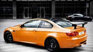 BMW M3 tapeter HD