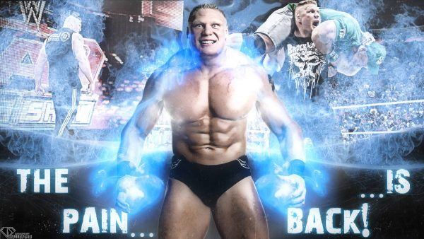 Brock Lesnar tapet HD2