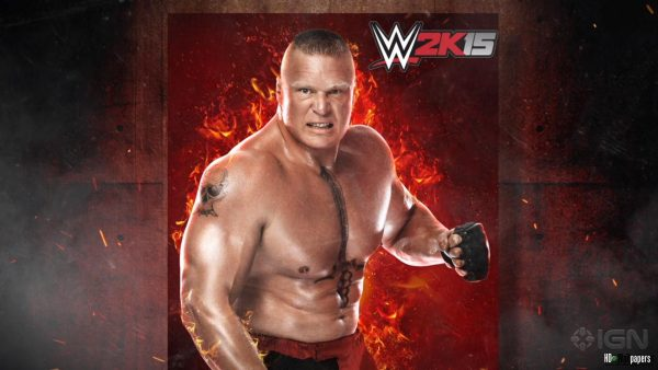 Brock Lesnar tapet HD3