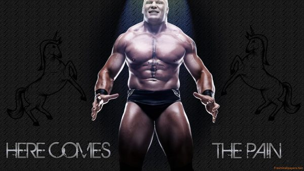 Brock Lesnar tapet HD7