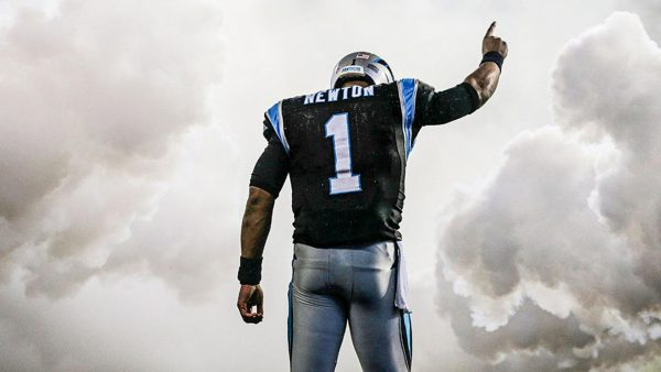 Cam Newton Tapete HD1