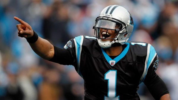 Cam Newton Tapete HD2