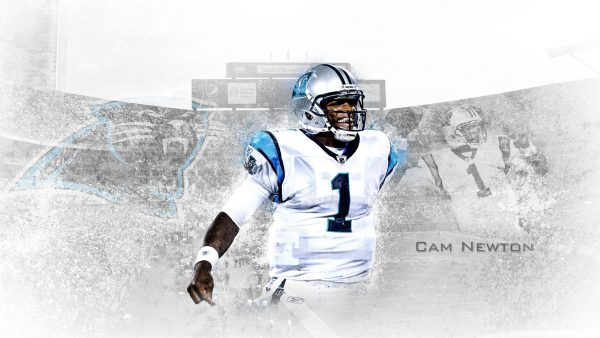 Cam Newton Tapete HD4