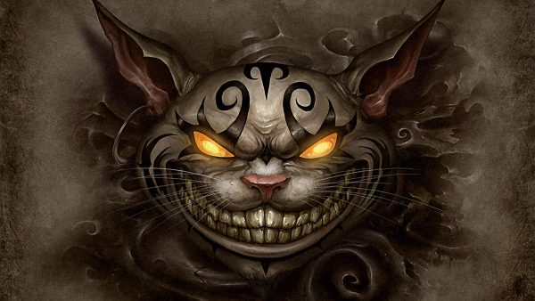 Cheshire katt tapet HD10