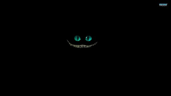 Cheshire Cat Wallpaper HD2