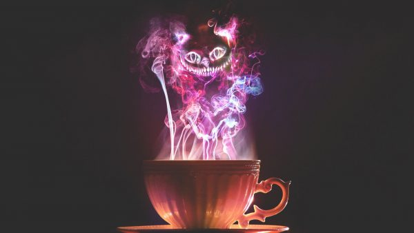 Cheshire Cat Wallpaper HD4
