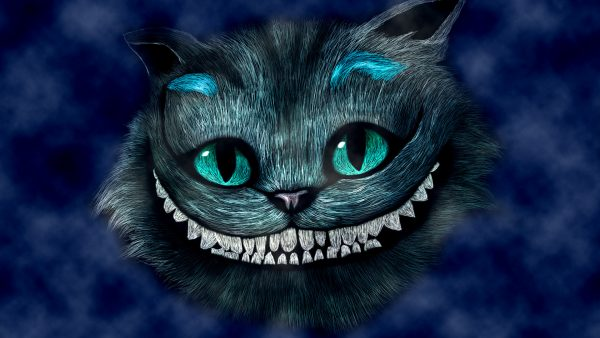 cheshire katt tapet HD6