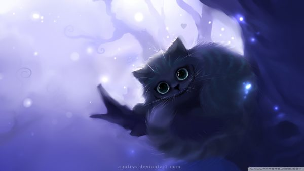 cheshire cat wallpaper HD8