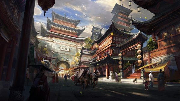 china wallpaper HD9