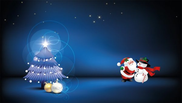christmas live wallpaper HD2