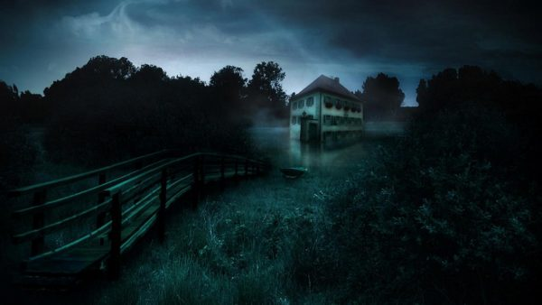 creepy wallpaper HD7