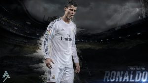 Cristiano Ronaldo HD wallpaper HD