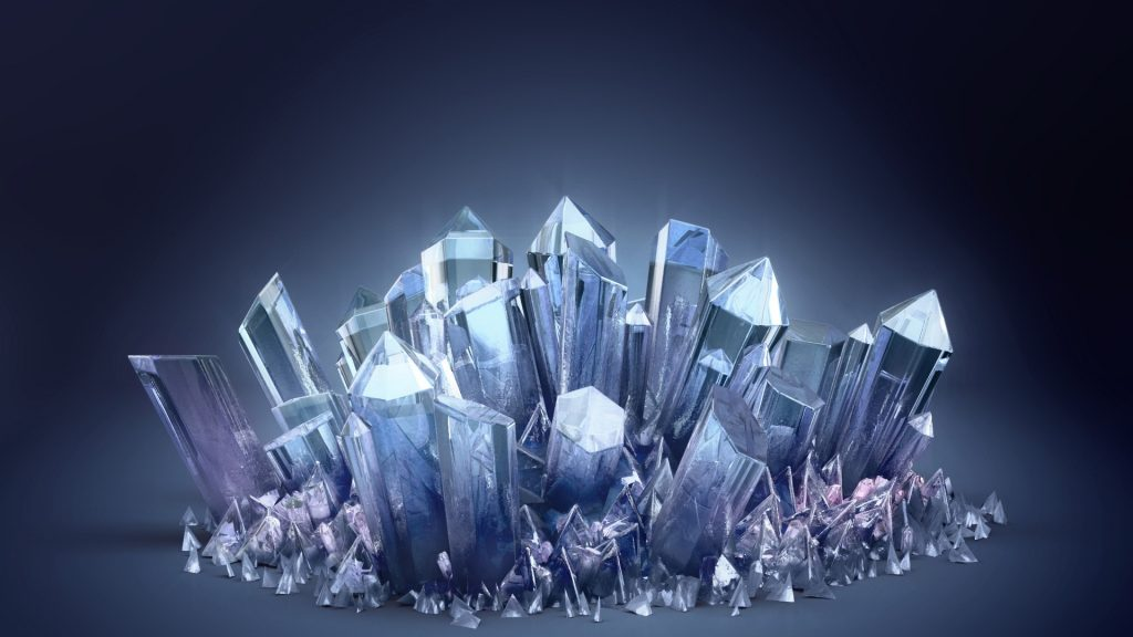 crystal wallpaper HD1