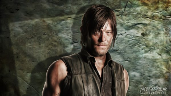 Daryl Dixon wallpaper HD2