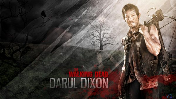 Daryl Dixon wallpaper HD6