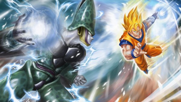 dbz wallpapers HD4