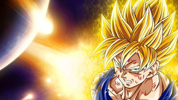 dbz wallpapers HD9