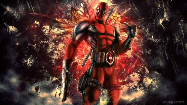 deadpool tapet hd HD8