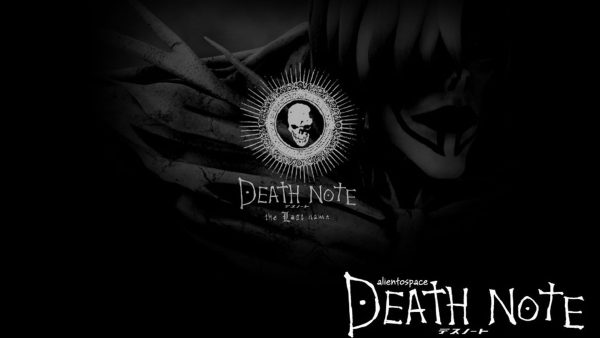 Death Note tapetti hd HD1