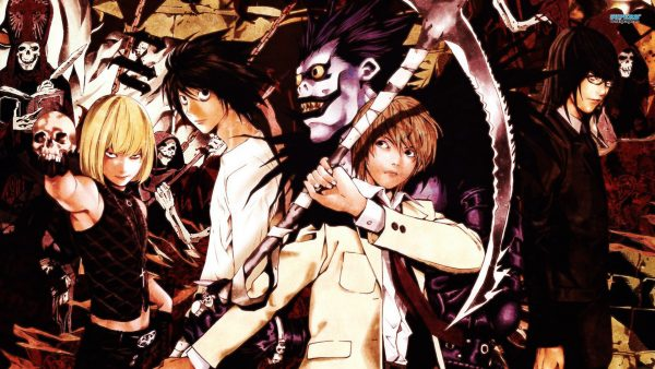 death note wallpaper hd HD10