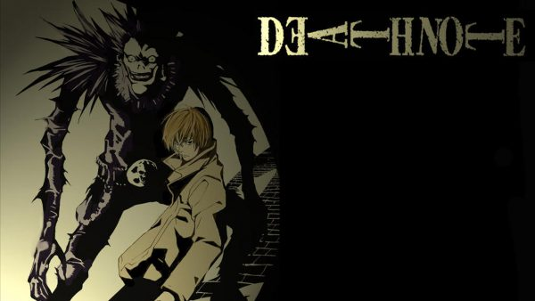 Death Note tapetti hd HD2