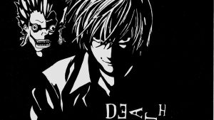 Death Note tapetti hd HD