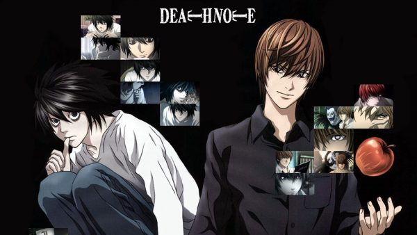 Death Note tapetti hd HD7