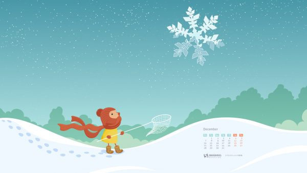 december wallpaper HD1
