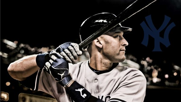 10 May 2010: New York Yankees Derek Jeter (2) prepares to bat during the game between the New York Yankees and the Detroit Tigers at Comerica Park, Detroit. The game was dedicated to Tiger's legend and Hall of Fame broadcaster Ernie Harwell. The Tigers won 5-4.