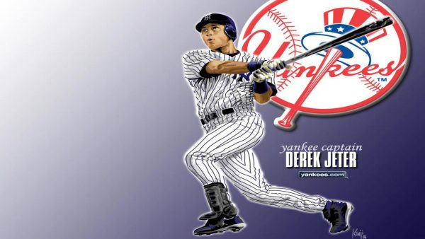 derek jeter wallpaper HD3
